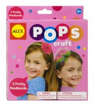 Pops craft - Headbands