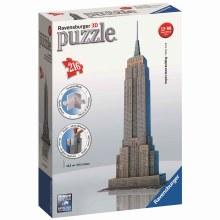 Casse-tête 3D, 216 mcx - Empire State Building