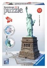 Casse-tête 3D, 216mcx - Statue de la Liberté, New York