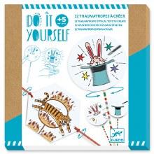 Do It yourself - Thaumatropes à créer