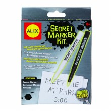 Ensemble de marqueurs secrets