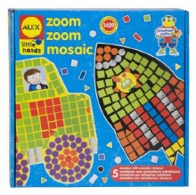Zoom zoom mosaïc