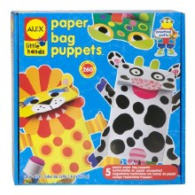 Marionnettes papier