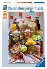 Casse-tête, 500 mcx - Desserts