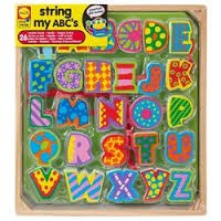 String my ABC's