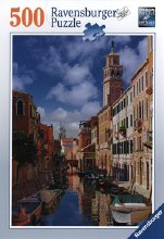 Casse-tête, 500 mcx - Ballade à Venise