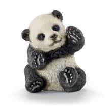Bébé panda, jouant