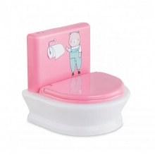 Toilette interactive
