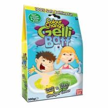 Gelli Baff couleur changeante - Jaune/vert