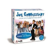 Joe Connaissant - Édition Gars vs Filles