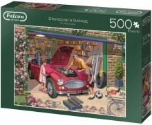 Casse-tête, 500 mcx - Grandad's Garage