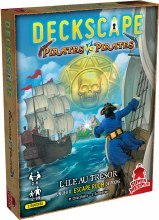 Deckscape 8 - Pirates vs Pirates