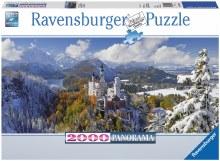 Casse-tête, 2000 mcx - Neuschwanstein