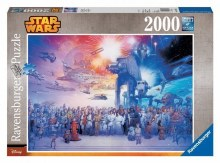 Casse-tête, 2000 mcx - L'univers Star Wars