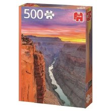 Casse-tête, 500 mcx - Grand Canyon USA