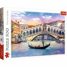 Casse-tête 500 mcx - Le pont du Rialto-Venise
