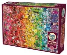 Casse-tête, 2000 mcx - Rainbow