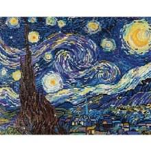 Diamond Dotz - Starry Night (Van Gogh)