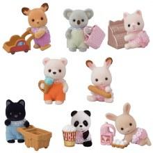 Calico Critters - Serie Emplettes bébé