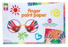 Papier pour la peinture à doigts