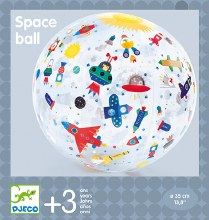 Ballon de plage - Space Ball