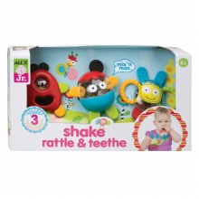 Shake rattle & teethe