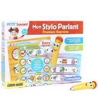 Le Stylo Parlant - Premiers exercices