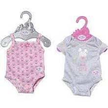 Baby Born - Camisole Assorti 39-46cm