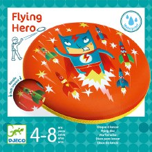 Disque volant - Flying Hero