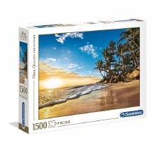 Casse-tête, 1500 mcx - Levé de soleil tropical