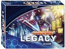 Pendemic Legacy - Saison 1 (Ang)