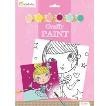 Graffy Paint - Princesse