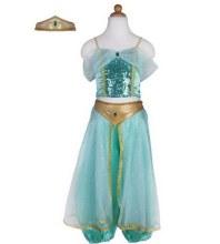 Costume de Jasmine 5-6 ans