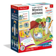 Stylo Interactif - Mission Animaux