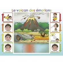 Volcan des émotions