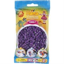1000 Perles Hama - Violet