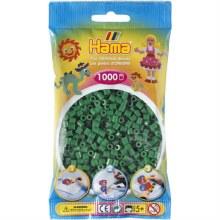 1000 Perles Hama - Vert
