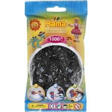 1000 Perles Hama - Noir