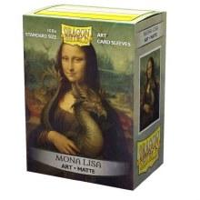 Dragon Shield - Mona Lisa