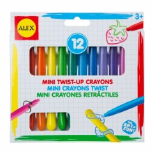 Mini Crayons Twist