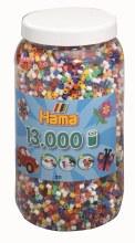 Seau de 13000 perles Hama
