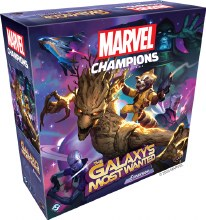 Marvel Champions: The Galaxy's Most Wanted Ext. (Ang.)