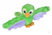 Huggers - Perroquet vert