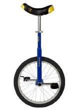 Monocycle 18' Bleu Quax Luxus