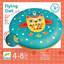 Disque volant - Flying Owl
