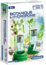 Botanique et Hydrophonie