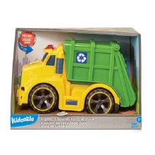 Camion Recyclage - Sons & Lumières