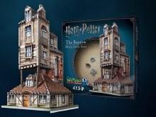 Casse-tête 3D, 415 mcx - Harry potter la maison des Weasley