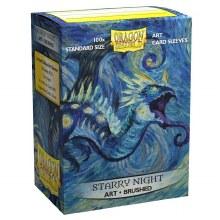 Dragon Shield - Starry Night