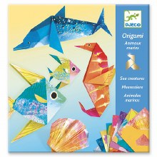 Origami - Créatures de la mer